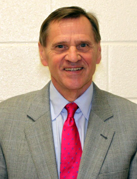 Dr. Harry Miley, Chief Financial Officer in Richland County School District 2